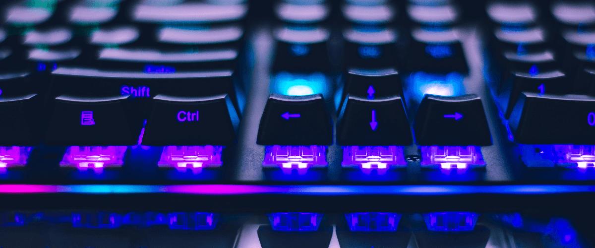 Tastatura mecanica iluminata Spacer – 5 motive sa o alegi