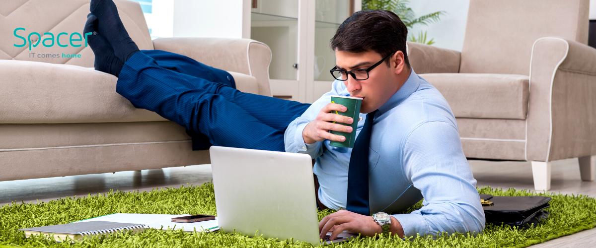 Cum lucram eficient de acasa?